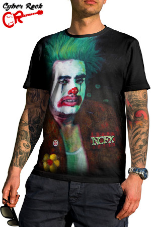 Camiseta NOFX Cokie the Clown