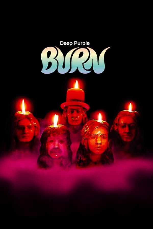 Blusinha Deep Purple Burn