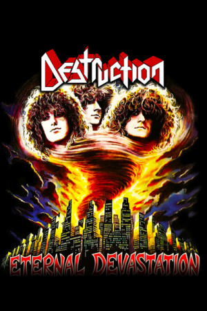 Camiseta Destruction Eternal Devastation