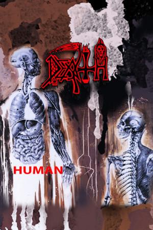 Camiseta Death Human