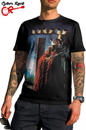 Camiseta Kansas Monolith