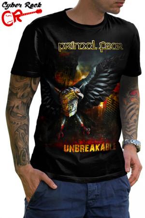 Camiseta Primal Fear Umbreakable