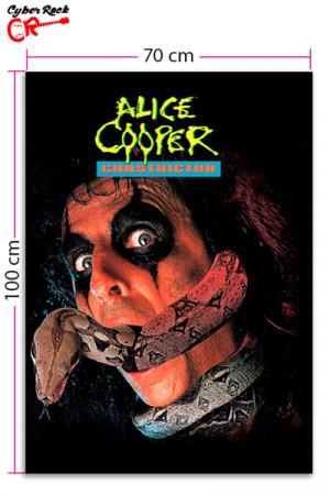 Bandeira Alice Cooper Constrictor