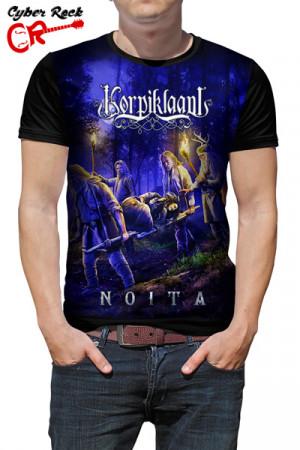 Camiseta Korpiklaani Noita