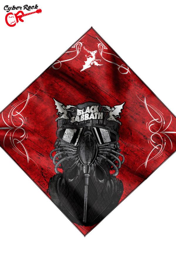 Bandana Black Sabbath Iron Man