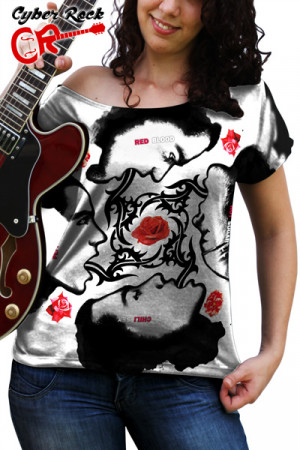 Blusinha RHCP Blood Sugar Sex Magik