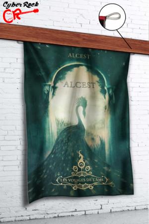 Bandeira Alcest Les Voyages De L´Ame