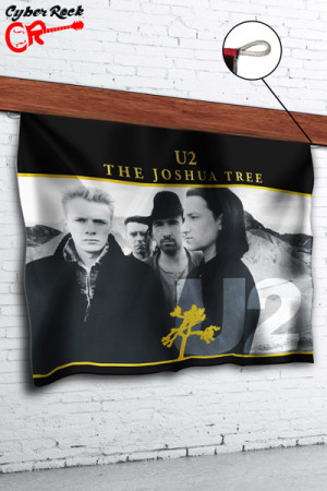 Bandeira U2 The Joshua Tree