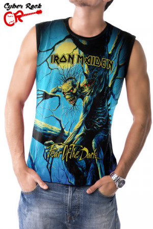 Regata Iron Maiden Fear of the Dark