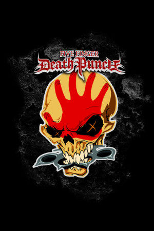 Camiseta Five Finger Death Punch III