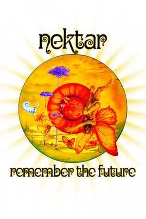 Camiseta Nektar - Remember the Future Branca
