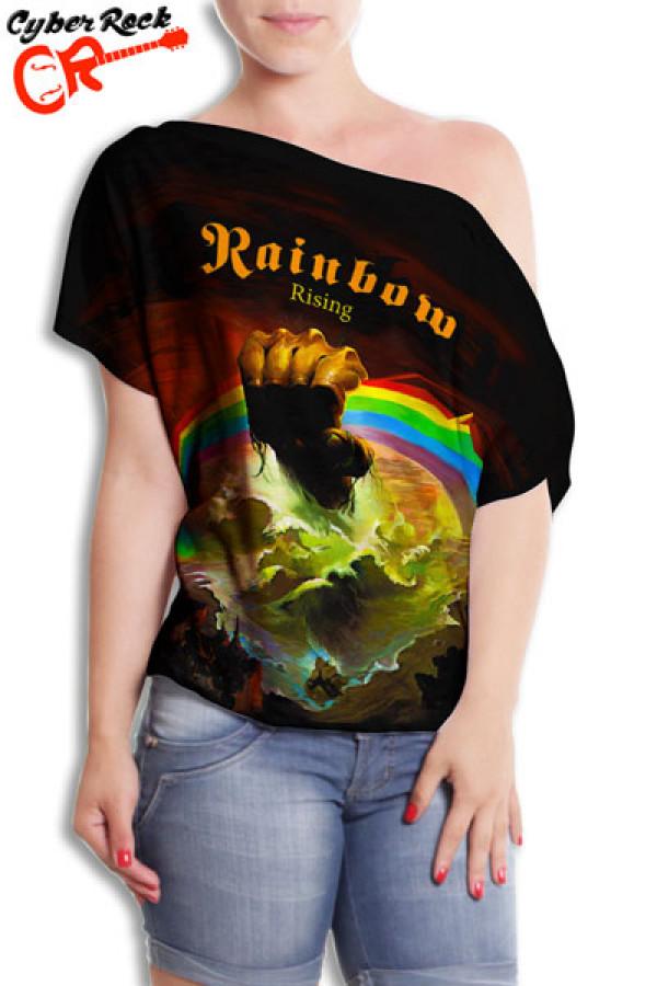 Blusinha Rainbow Rising