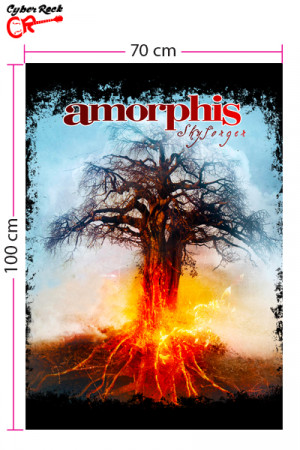 Bandeira Amorphis Skyforge