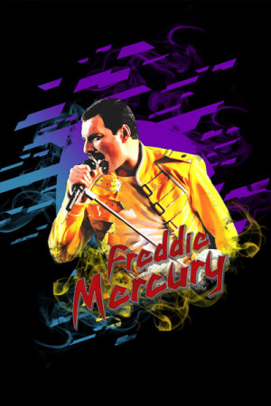 Camiseta Freddie Mercury I