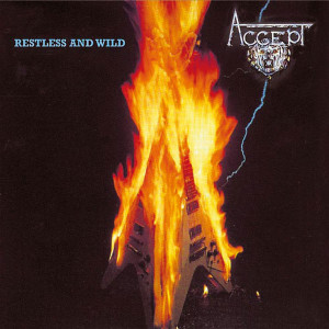 CD Accept – Restless And Wild