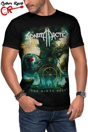 camiseta Sonata Arctica The Ninth Hour