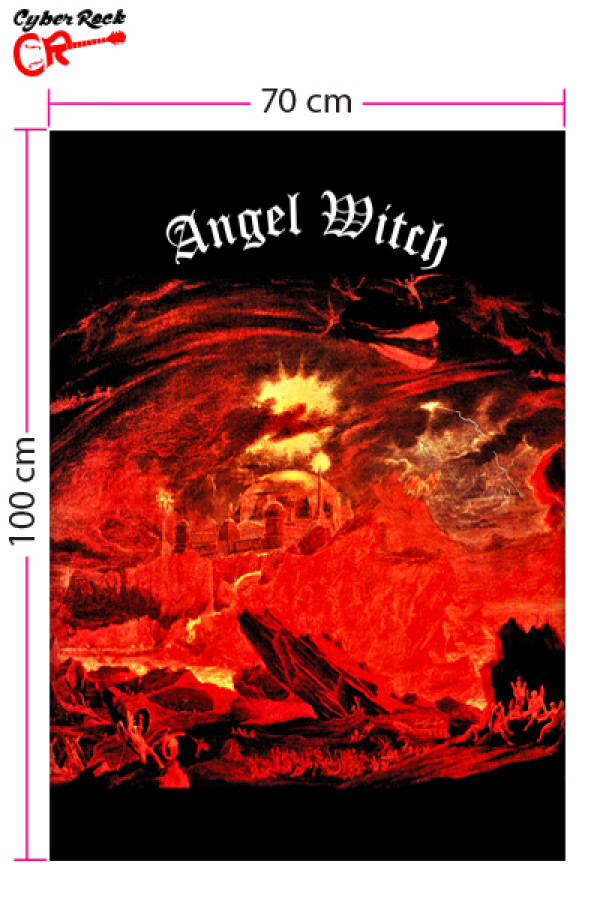 Bandeira Angel Witch