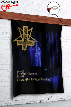 Bandeira Abigor Nachthymnen (From the Twilight Kingdom)