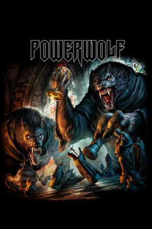 Camiseta Powerwolf