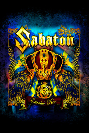 Camiseta Sabaton Carolus Rex