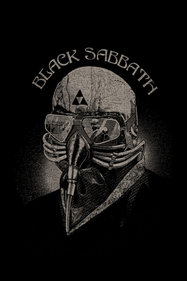 Regata Black sabbath iron man