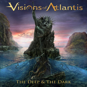 CD  Visions Of Atlantis ‎– The Deep & The Dark