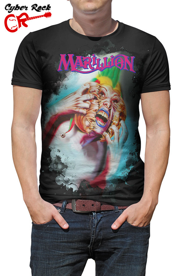 Camiseta Marillion