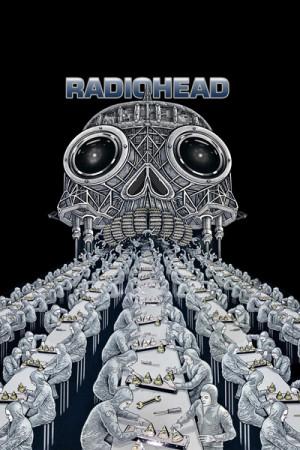 Blusinha Radiohead