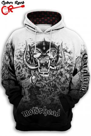 Blusa Moletom Motorhead Logo
