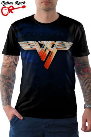 Camiseta Van Halen I