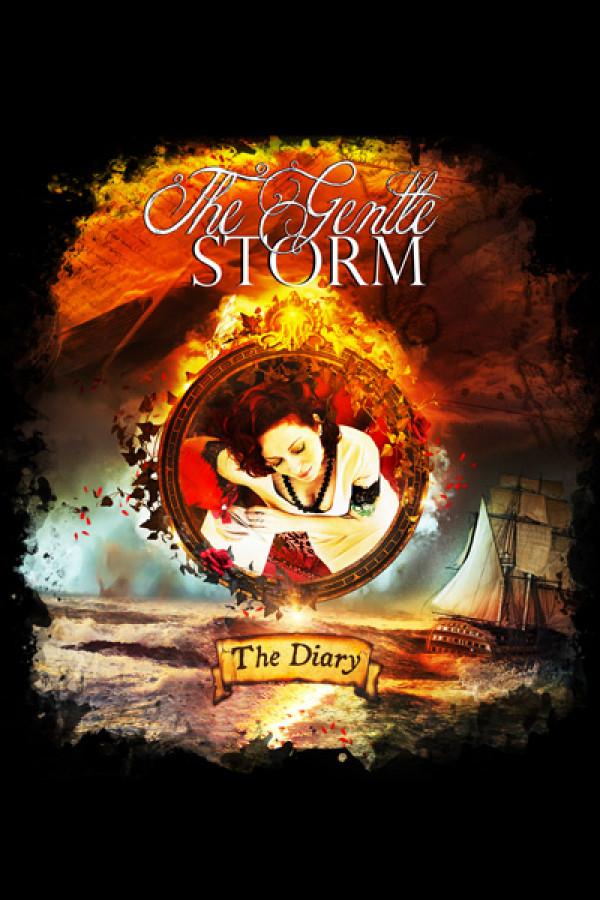 Camiseta The Gentle Storm The Diary