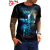 Camiseta Megadeth Dystopia World Tour
