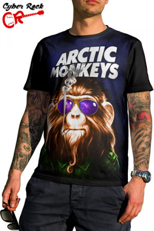 Camiseta Arctic Monkeys III