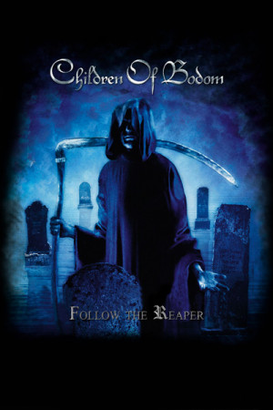 Camiseta Children of Bodom Follow the Reaper