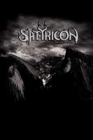 Camiseta Satyricon The Age of Nero