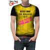 Camiseta Sex Pistols Never Mind The Bollocks