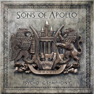 CD Sons of Apollo – Psychotic Symphony