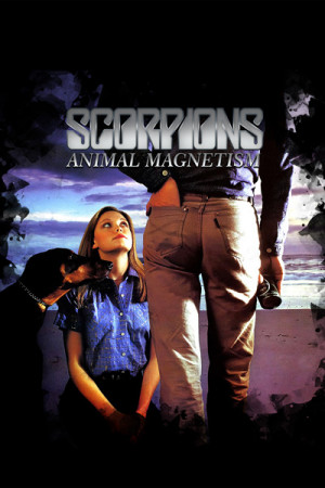 Regata Scorpions Animal Magnetism