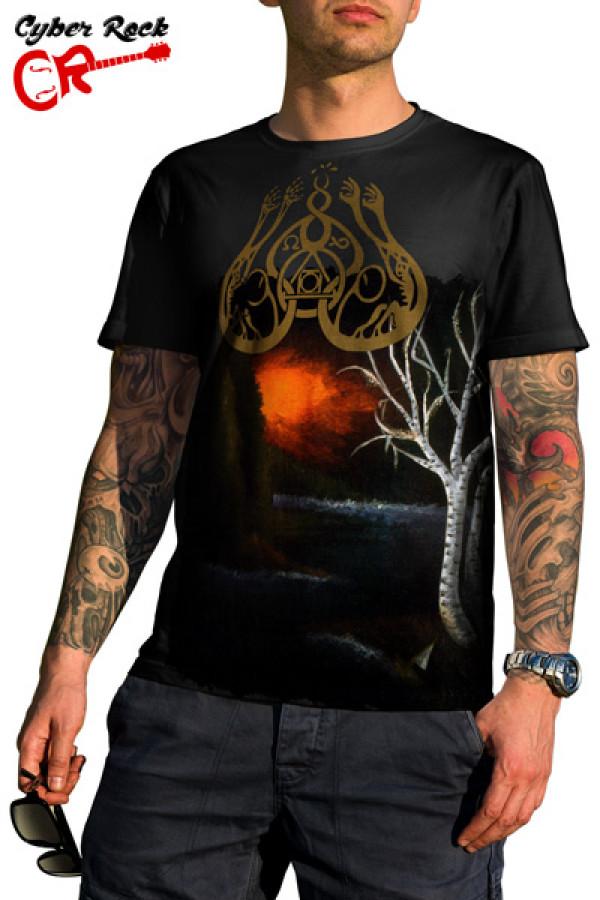 Camiseta Gris Il était une forêt...