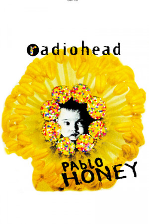 Camiseta Radiohead Pablo Honey