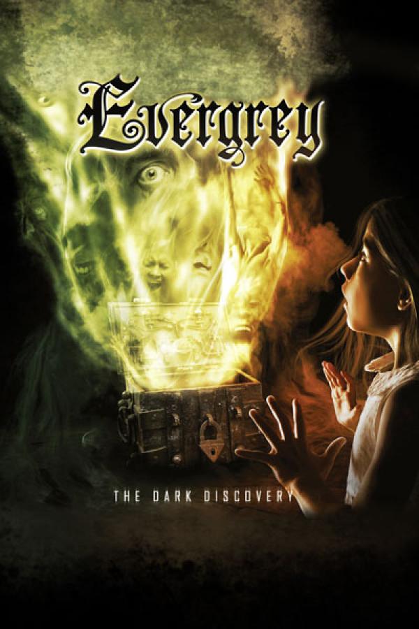 Camiseta Evergrey the Dark Discovery