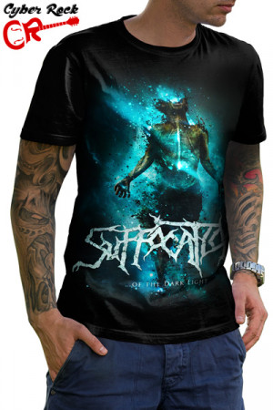 Camiseta Suffocation Of The Dark Light