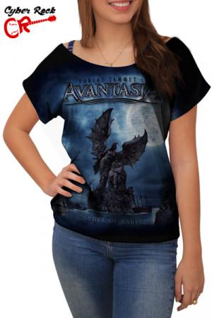 Blusinha Avantasia Angel of Babylon