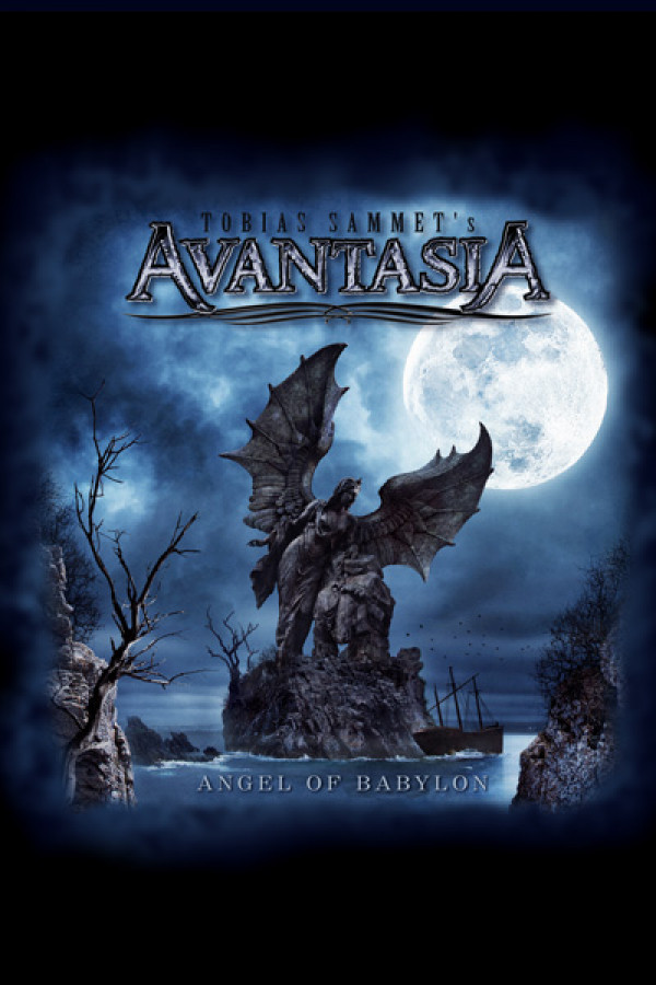 Blusinha Avantasia Angel of Babylon