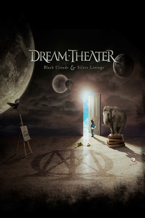 Blusinha Dream Theater Black Clouds and Silver Linings