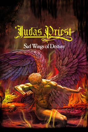 Blusinha Judas Priest Sad Wings of Destiny