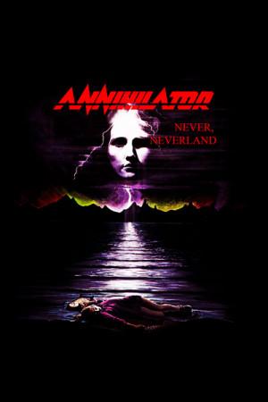 Camiseta Annihilator - Never, Neverland