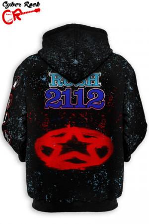 Blusa Moletom Rush 2112
