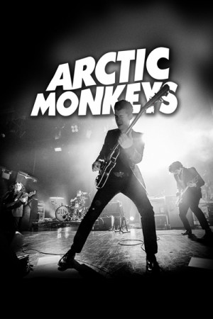 Camiseta Arctic Monkeys II