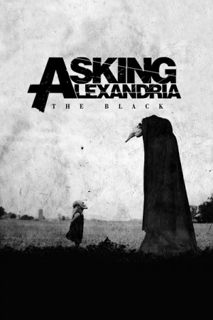Camiseta Asking Alexandria The Black